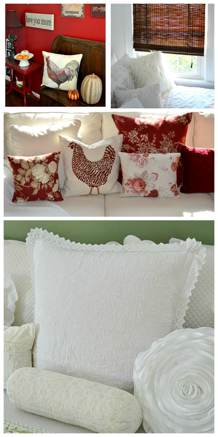 How To Decorate Your Home With Pillows