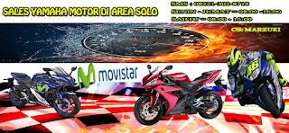 [Solo] Kredit Motor Yamaha di Surakarta Harga DP Murah