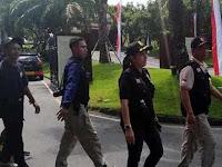 Polda Bali Lakukan Olah TKP Perampasan Senjata Brimob