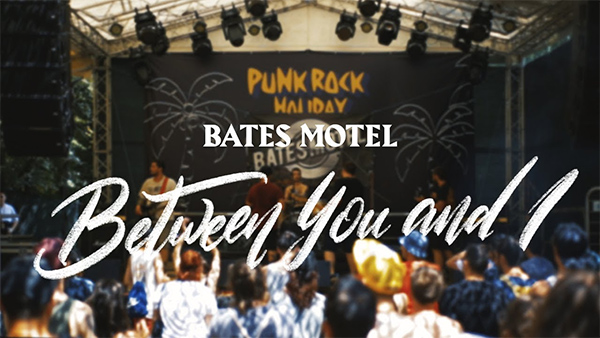 """Skatepunkers Exclusive: Bates Motel premiere video for """"Between You And I"""""""