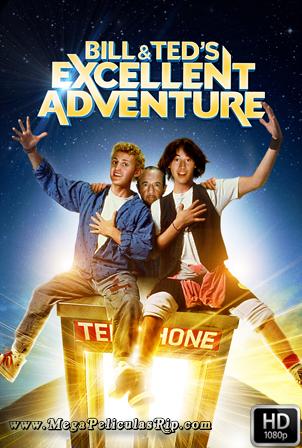 La Magnifica Aventura De Bill Y Ted [1080p] [Latino-Ingles] [MEGA]