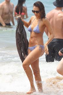 Jessica Alba, Bikini Candids, Jessica Alba Bikini