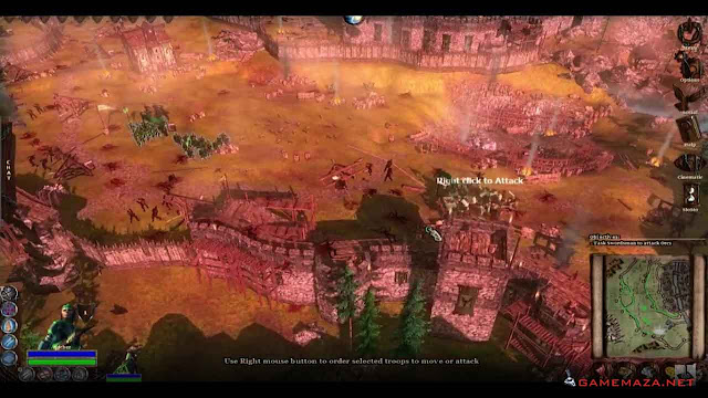 Kingdom Wars 2 Undead Rising Gameplay Screenshot 2