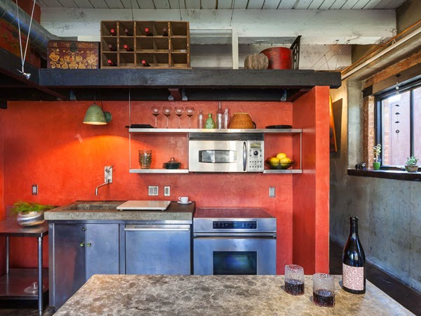 Old Factory Transformed Into A Hospitable House With Lots ...