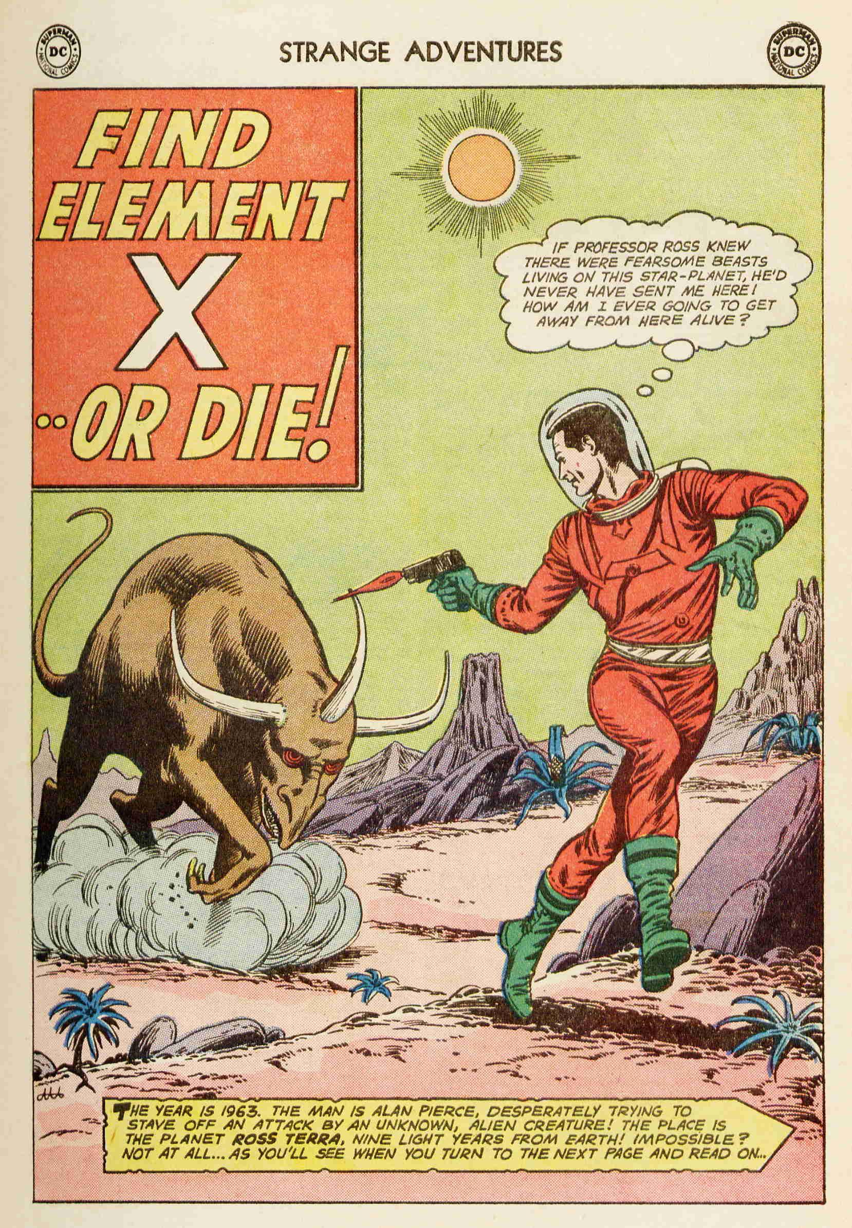 Strange Adventures (1950) issue 142 - Page 15