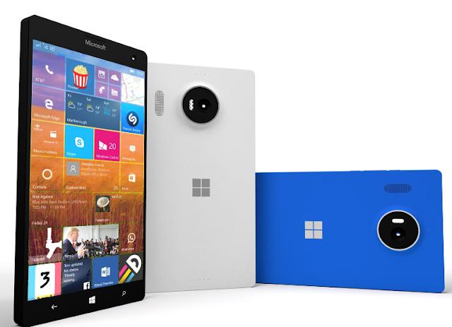 Gambar Microsoft Lumia