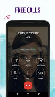 Viber - Free Calls & Messages 5.7.1.405 Apk Viber%2BFor%2BAndroid%2BScreenshot%2B1