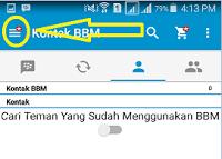 Daftar iD BlacBerry Messenger BBM di Hp Android Terbaru CARA MEMBUAT & DAFTAR iD BLACKBERRY MESSENGER BBM di HP ANDROID TERBARU