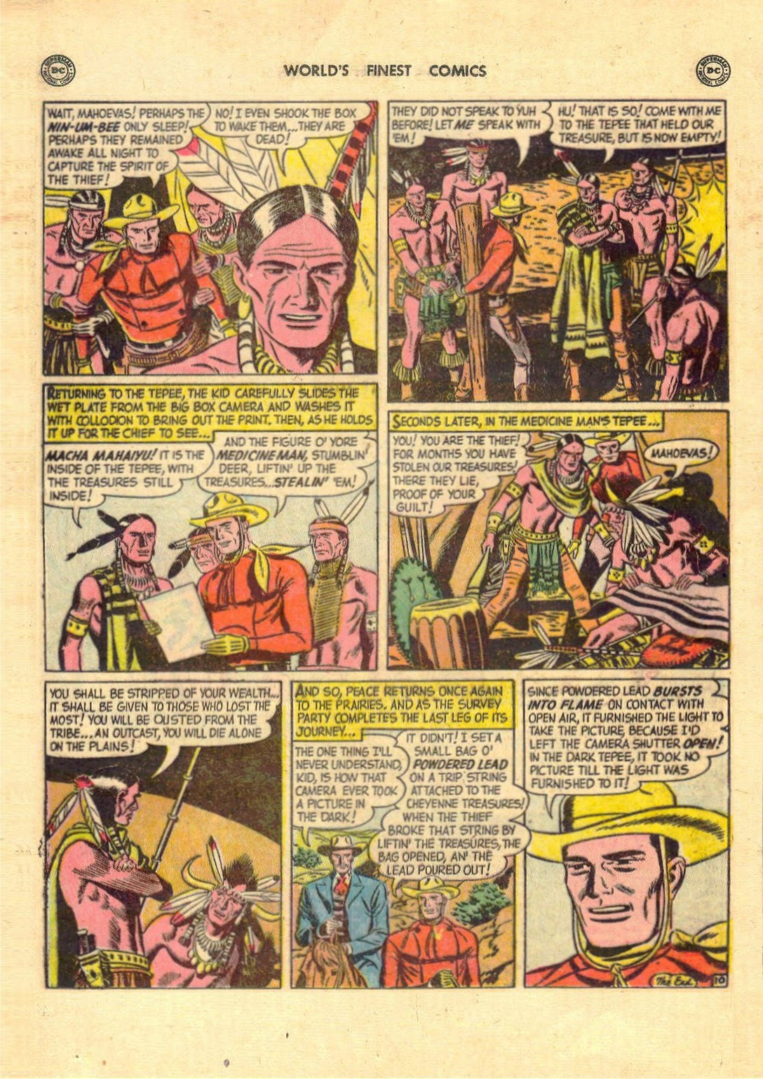 Read online World's Finest Comics comic -  Issue #52 - 24