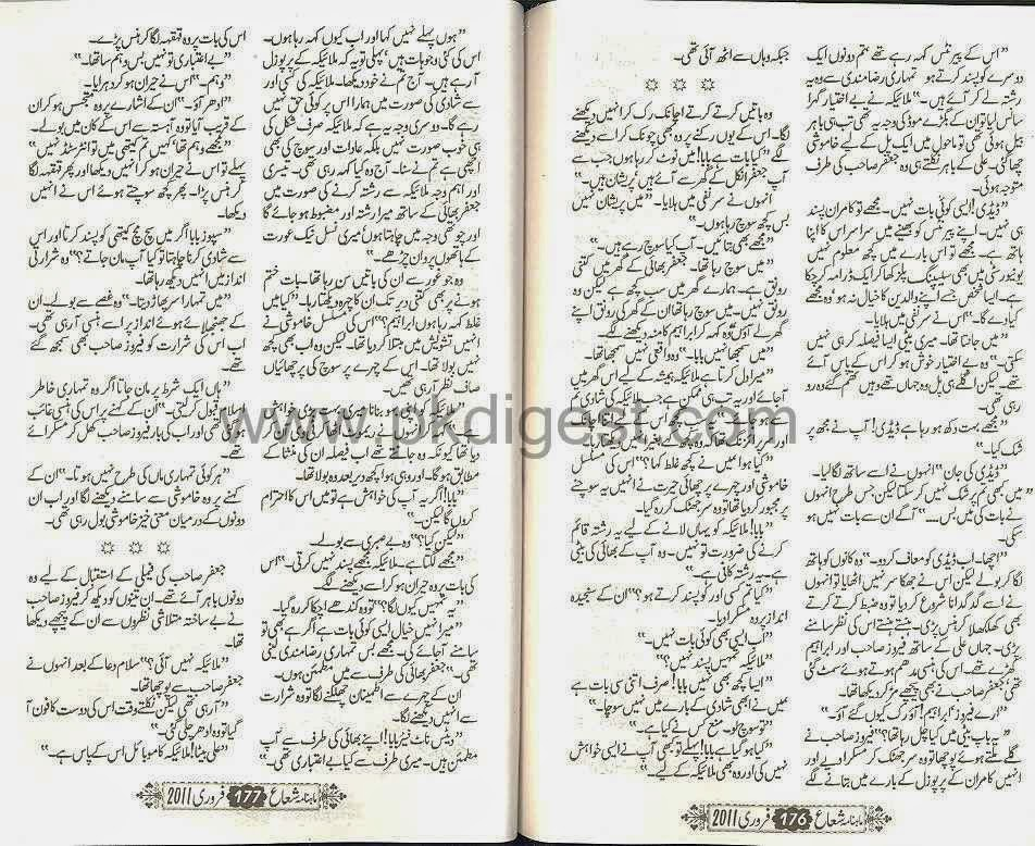 Saltanat E Dil novel download txt