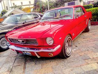7a gran exposición del automóvil antiguo, galería