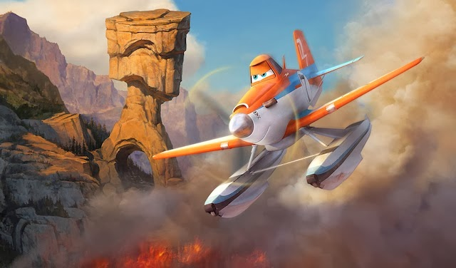 Planes Fire Rescue animatedfilmreviews.filminspector.com