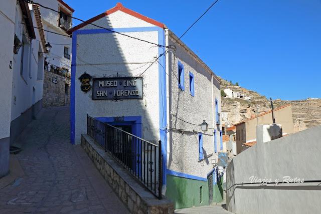 Museo del Cine de Alcalá del Júcar