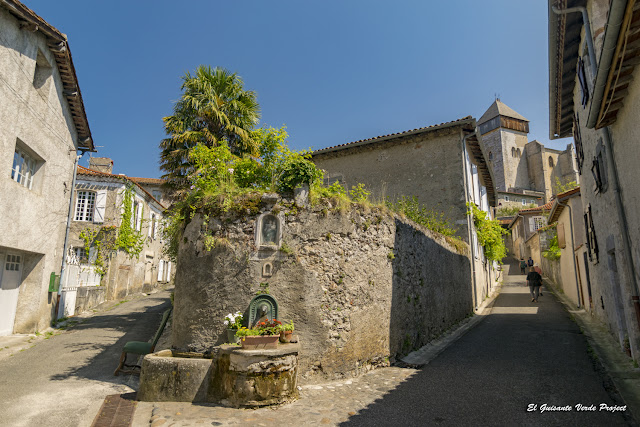 Saint Bertrand de Comminges, calles medievales por El Guisante Verde Project