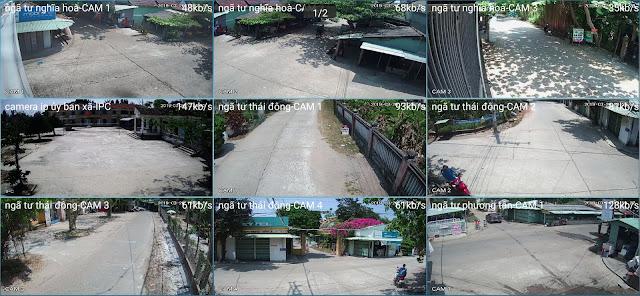 thi công hệ thống camera tổ dân phố