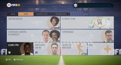 FIFA 14 Juventus FC Theme 17-18 By DerArzt26
