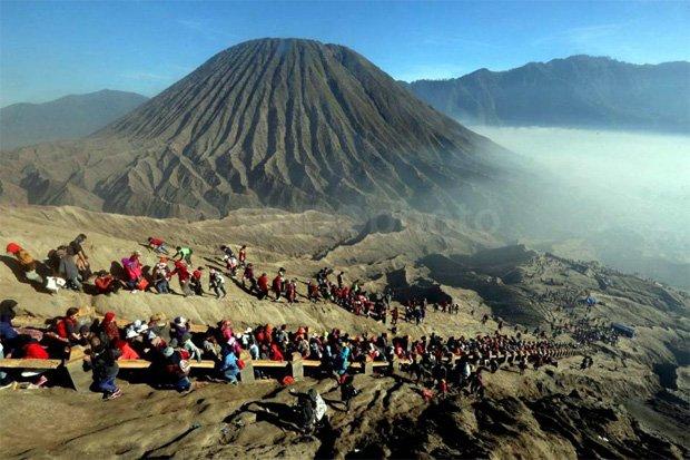 Wisata Gunung Bromo Menjadi Objek Wisata Terpopuler di Jawa Timur