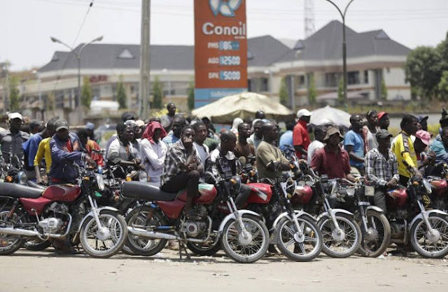 Bike thieves kill 20 Okada riders in Kebbi