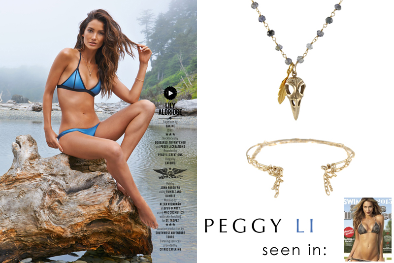 Lily Aldridge Sports Illustrated Swim