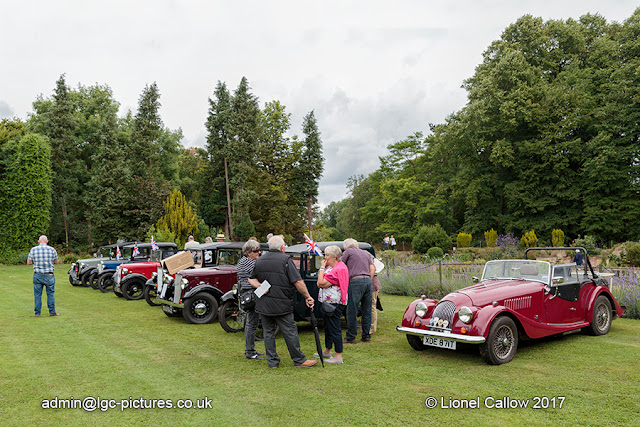 The Austin Sevens and the Morgan