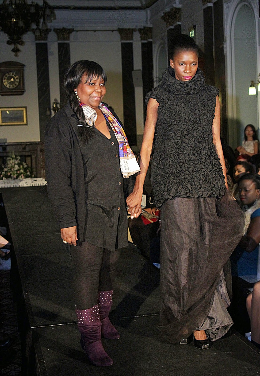 Koyawo London at Birmingham Fashion Week 2014