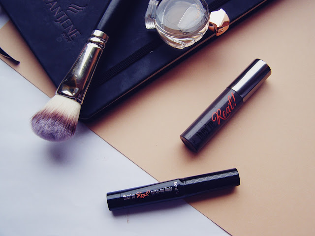 Benefit: They're Real! mascara & They're Real! push - up liner
