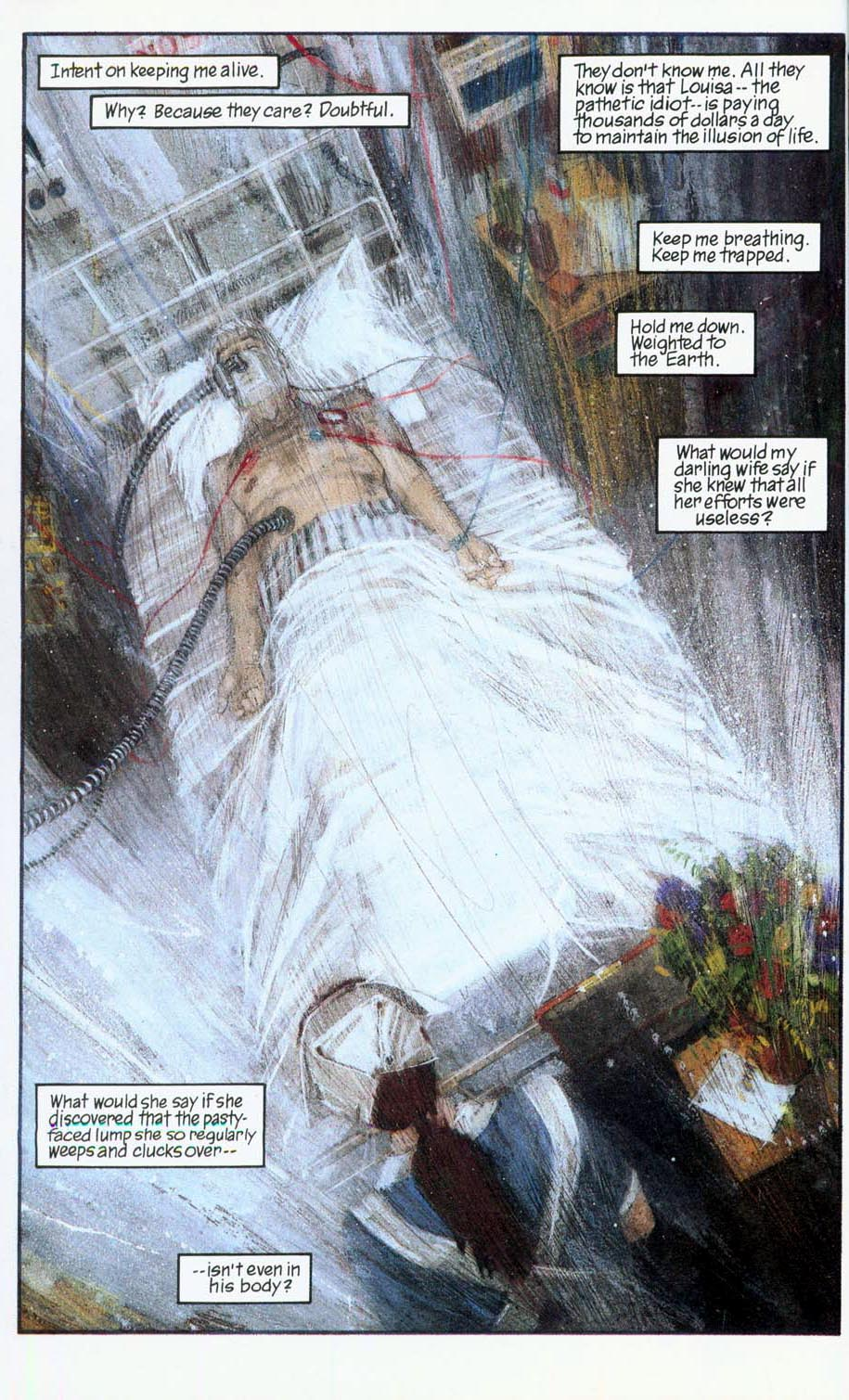 Read online Mercy comic -  Issue # Full - 6