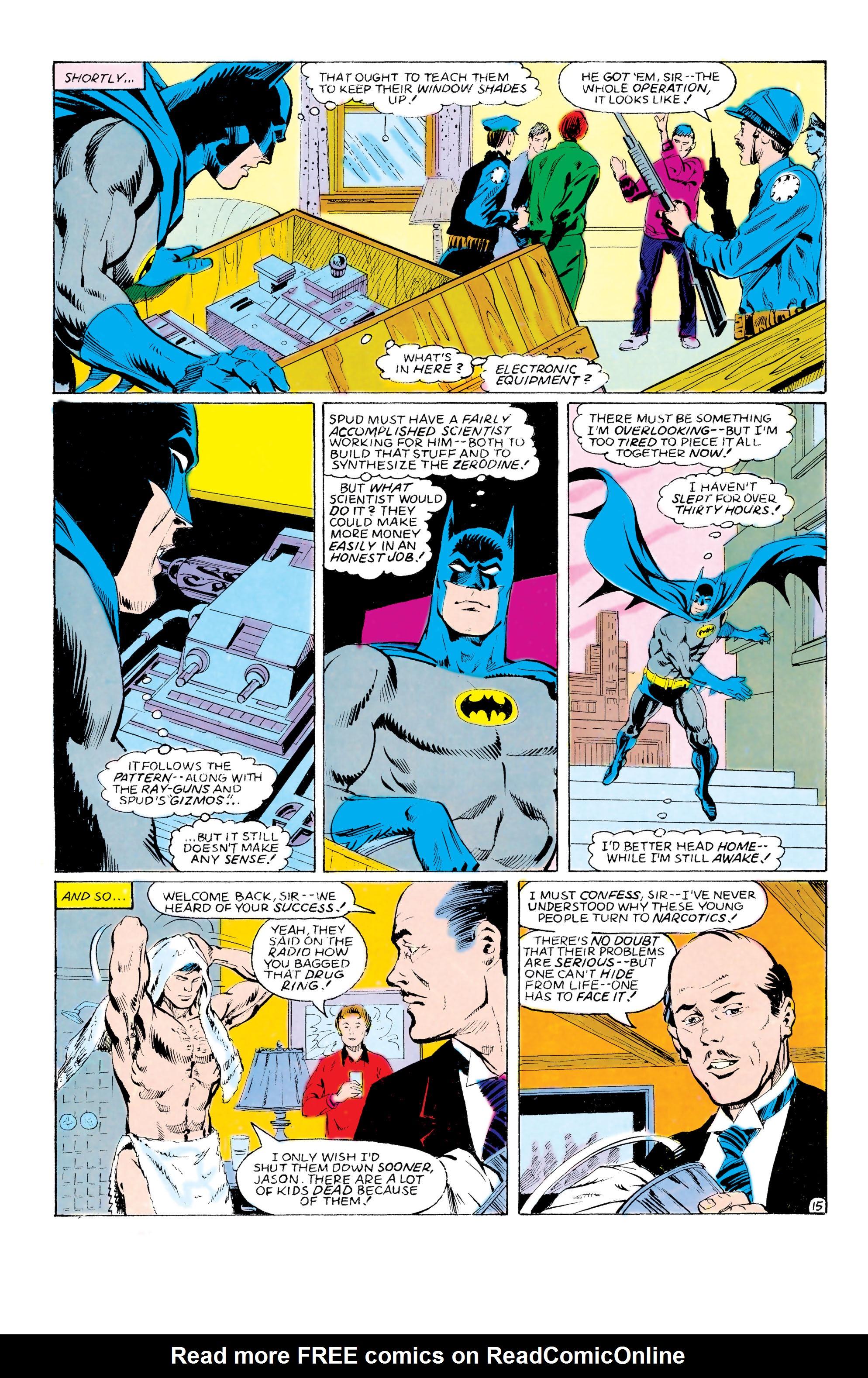 Read online World's Finest Comics comic -  Issue #308 - 16