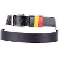 http://www.boutique-cuir.fr/ceinture-cuir-passant-noir-jaune-rouge-4115.html