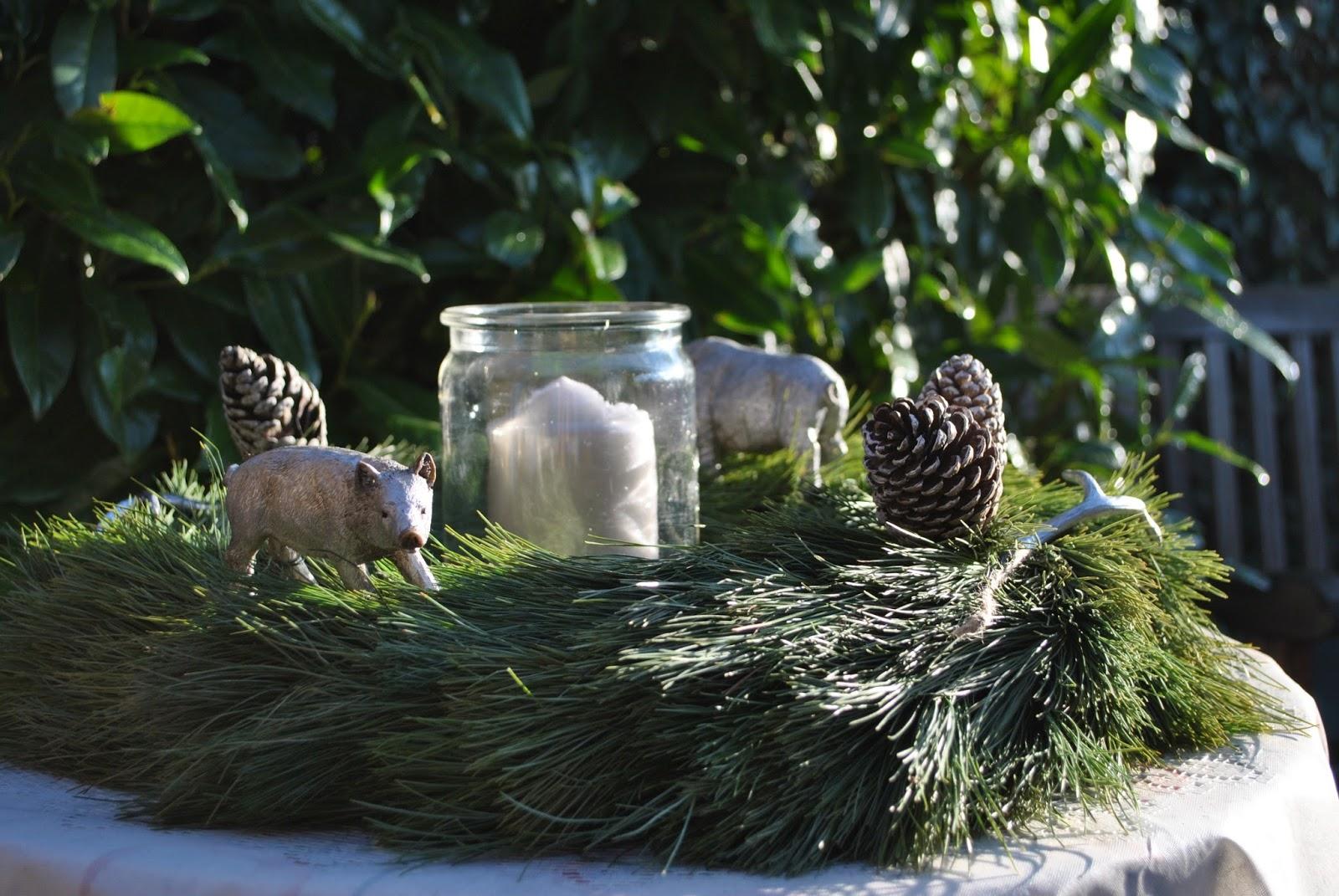 Gartendeko blog weihnachtsdeko vom blumenversand for Garten dekos