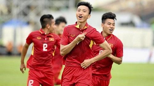 Đoàn Văn Hậu cho rằng đây là bảng đấu khó với U23 Việt Nam.