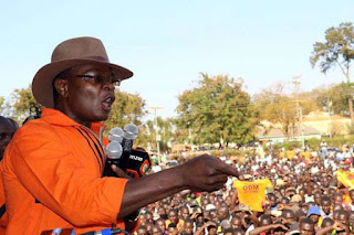 Otuoma giving 48 hours to be handed over the ODM Nomination certificate. PHOTO | Courtesy