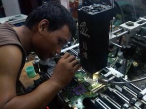 kursus repair laptop