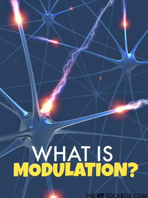 What is modulation and how does it impact impulsivity