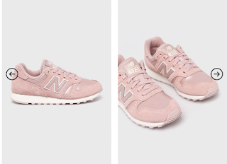 New Balance - Pantofi sport la pret mic de femei originali roz