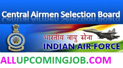 Indian Air Force All India Selection List Merit List: Final Result airforce list 2016