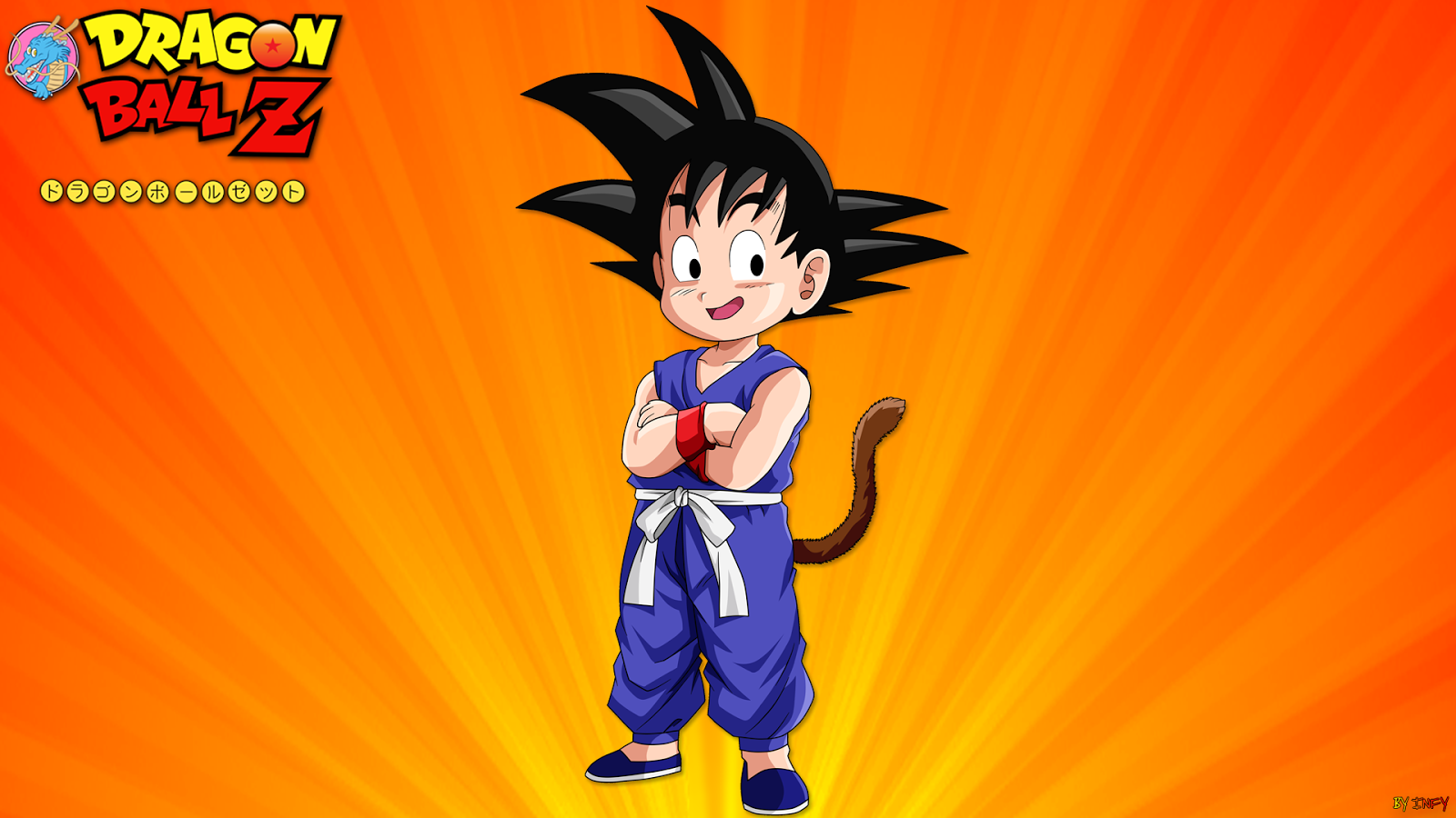 Cute Kid Wallpapers Free Download Download Dragon Ball Songoku Full Hd Wallpapers Hd
