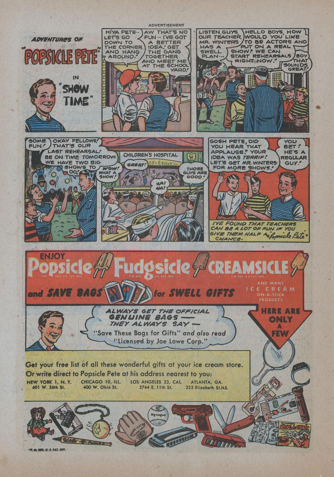 Read online Detective Comics (1937) comic -  Issue #137 - 32