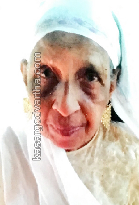 Kerala, News, Obituary, Death, Kasargod, Pachakkadu Khadeeja passes away.