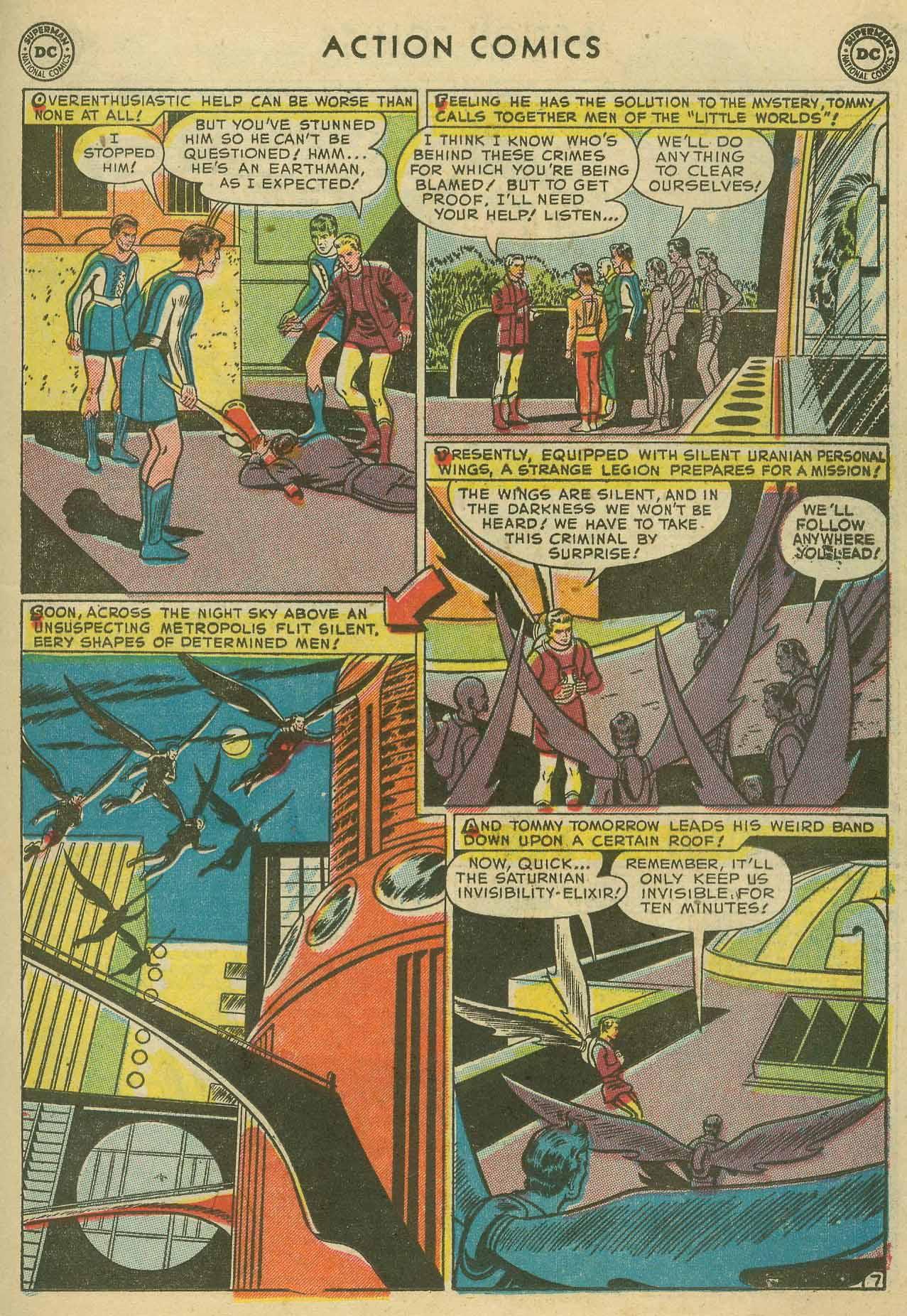 Action Comics (1938) 160 Page 22