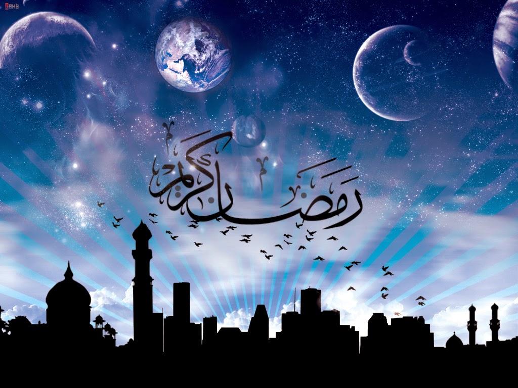 Wallpaper Ramadhan 2014