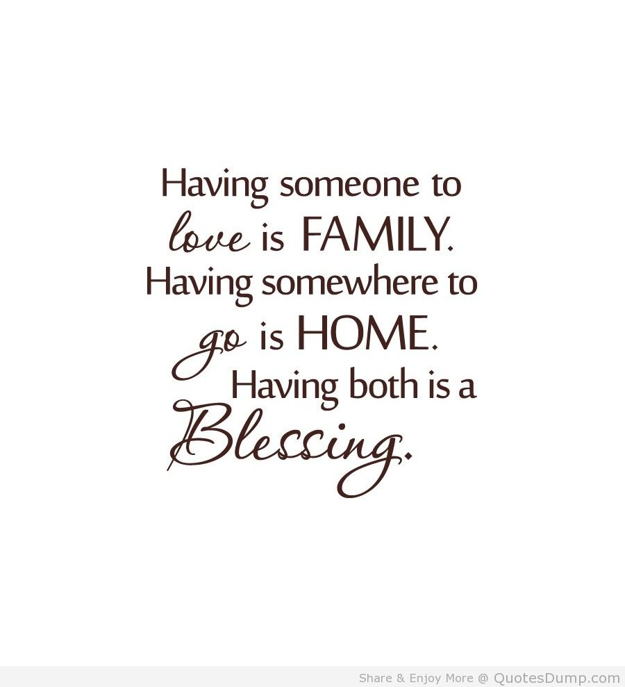 Cute Short Quotes About Family: Cute Family Quotes. QuotesGram