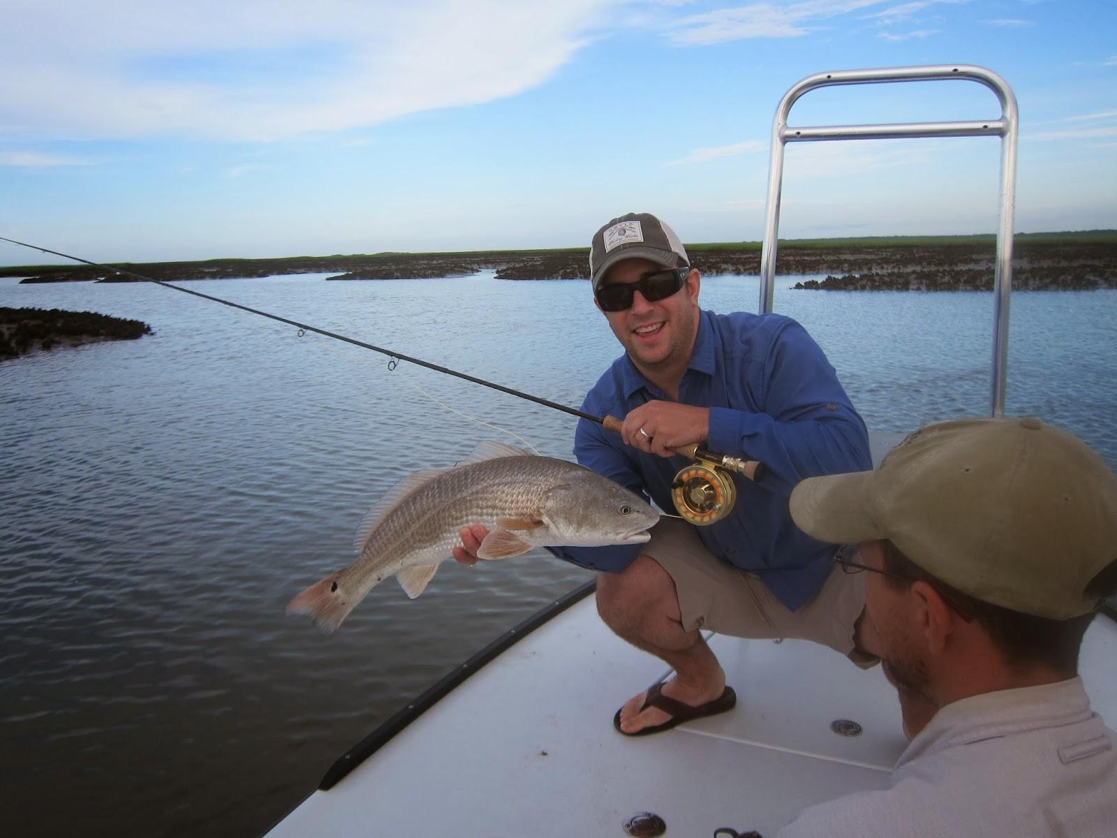 Carolina fly fishing for Fly fishing south carolina