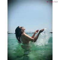 Shama Sikandar Sizzles in Bikini enjoying vacation in Mykonos July 2018    Exclusive Pics 004.jpg