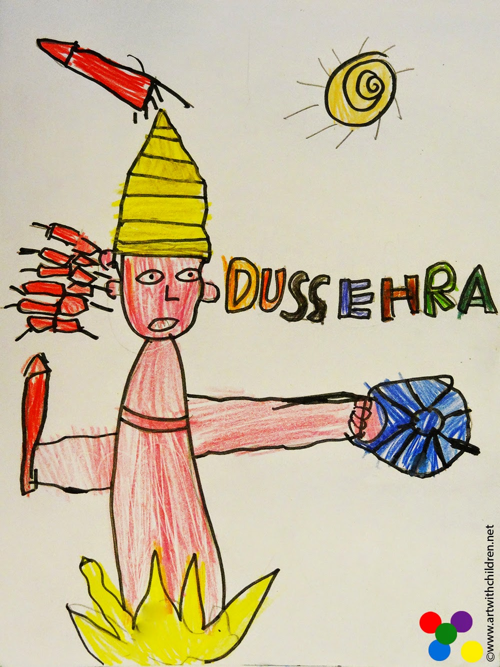Durga Puja And Dussehra
