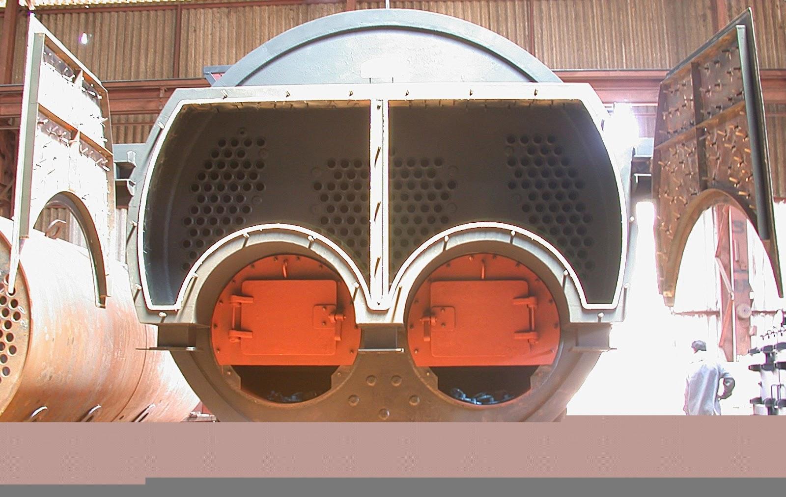 Fired Tube Boilers