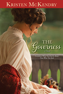 Heidi Reads... The Governess by Kristen McKendry