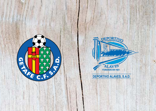 Getafe vs Deportivo Alaves - Highlights 18 January 2019
