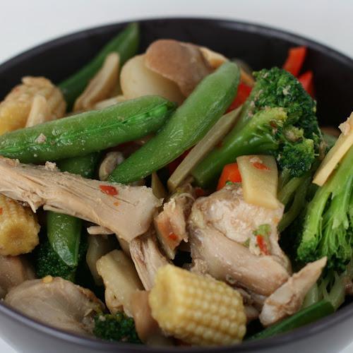 Slow Cooker General Tso's Chicken Recipe