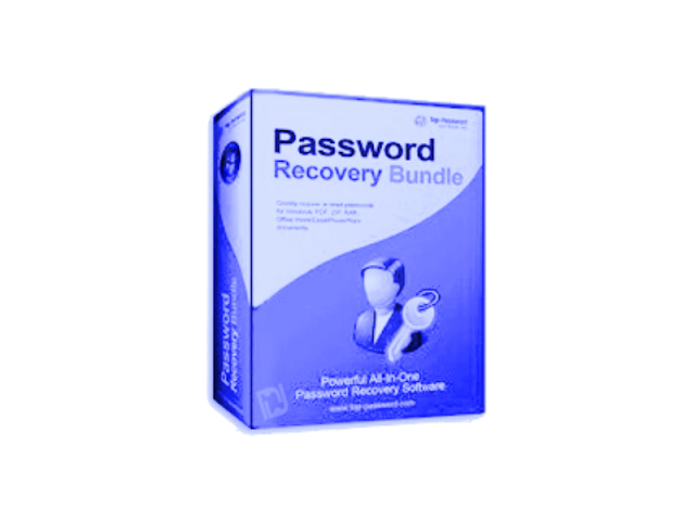 Original License Top Password - Password Recovery Bundle